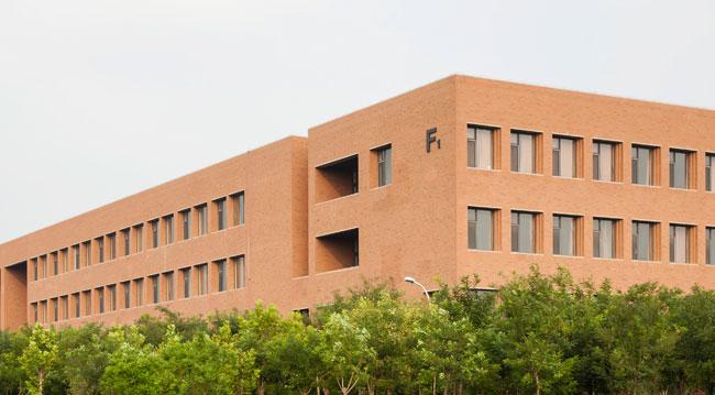 北洋园工业实训中心&北洋园中西培训中心