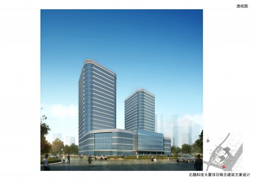 正融科技大厦项目暖通空调施工工程