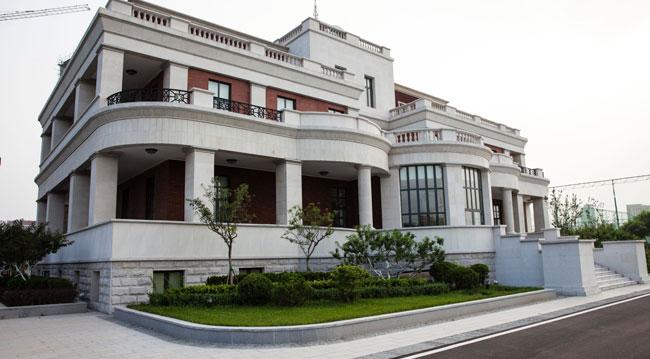 张贵庄办公楼